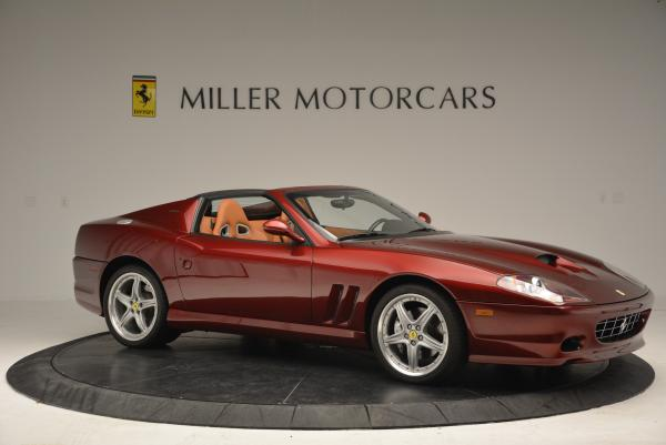 Used 2005 Ferrari Superamerica for sale Sold at Maserati of Greenwich in Greenwich CT 06830 10