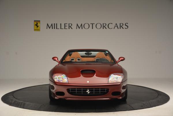 Used 2005 Ferrari Superamerica for sale Sold at Maserati of Greenwich in Greenwich CT 06830 12