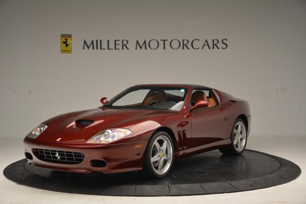 Used 2005 Ferrari Superamerica for sale Sold at Maserati of Greenwich in Greenwich CT 06830 13