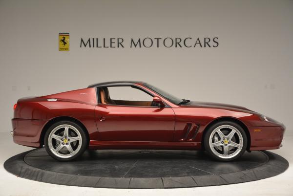 Used 2005 Ferrari Superamerica for sale Sold at Maserati of Greenwich in Greenwich CT 06830 21