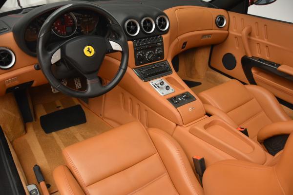 Used 2005 Ferrari Superamerica for sale Sold at Maserati of Greenwich in Greenwich CT 06830 24