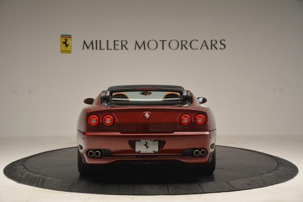 Used 2005 Ferrari Superamerica for sale Sold at Maserati of Greenwich in Greenwich CT 06830 6