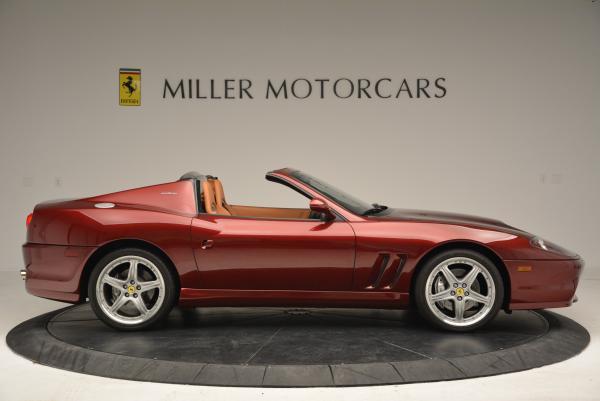 Used 2005 Ferrari Superamerica for sale Sold at Maserati of Greenwich in Greenwich CT 06830 9