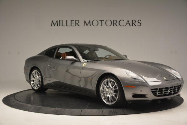 Used 2009 Ferrari 612 Scaglietti OTO for sale Sold at Maserati of Greenwich in Greenwich CT 06830 10