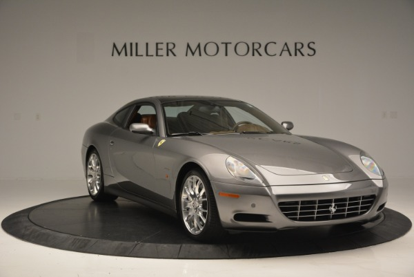 Used 2009 Ferrari 612 Scaglietti OTO for sale Sold at Maserati of Greenwich in Greenwich CT 06830 11