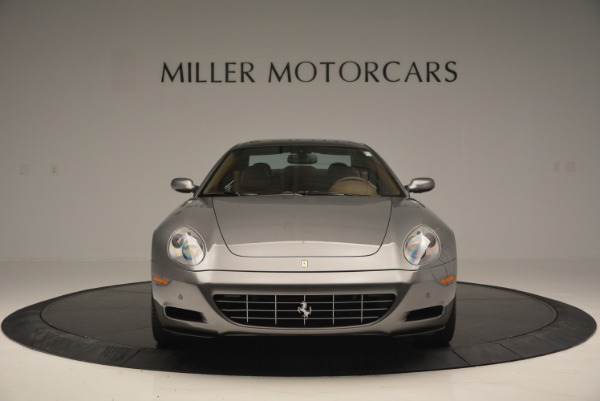 Used 2009 Ferrari 612 Scaglietti OTO for sale Sold at Maserati of Greenwich in Greenwich CT 06830 12