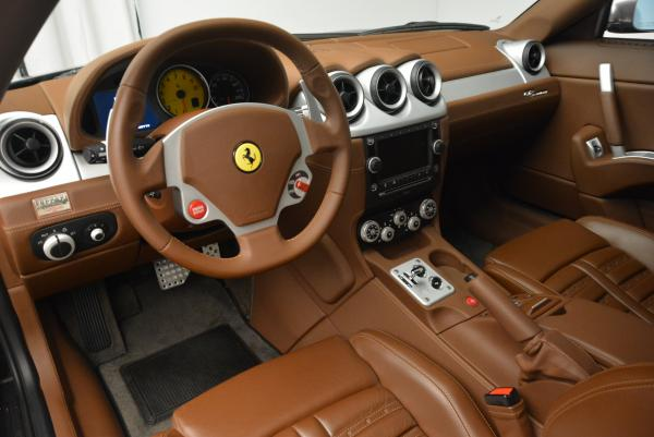 Used 2009 Ferrari 612 Scaglietti OTO for sale Sold at Maserati of Greenwich in Greenwich CT 06830 13