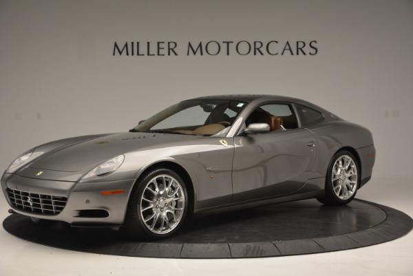 Used 2009 Ferrari 612 Scaglietti OTO for sale Sold at Maserati of Greenwich in Greenwich CT 06830 2