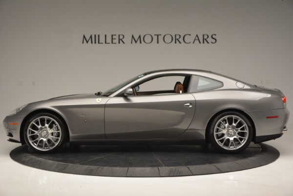 Used 2009 Ferrari 612 Scaglietti OTO for sale Sold at Maserati of Greenwich in Greenwich CT 06830 3