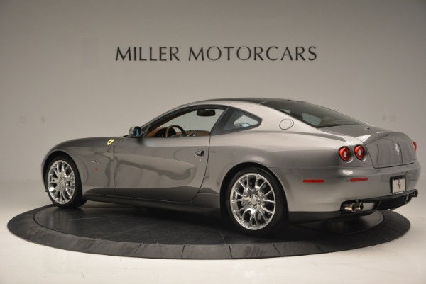 Used 2009 Ferrari 612 Scaglietti OTO for sale Sold at Maserati of Greenwich in Greenwich CT 06830 4