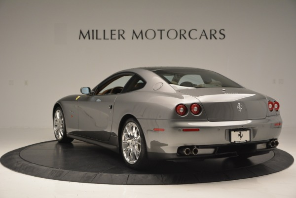 Used 2009 Ferrari 612 Scaglietti OTO for sale Sold at Maserati of Greenwich in Greenwich CT 06830 5