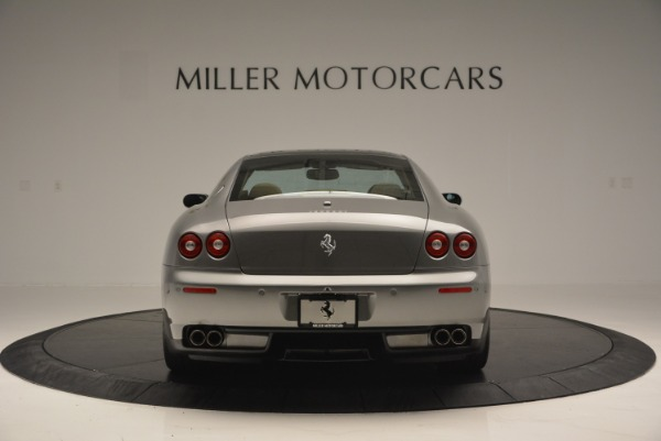 Used 2009 Ferrari 612 Scaglietti OTO for sale Sold at Maserati of Greenwich in Greenwich CT 06830 6