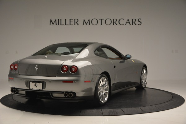 Used 2009 Ferrari 612 Scaglietti OTO for sale Sold at Maserati of Greenwich in Greenwich CT 06830 7