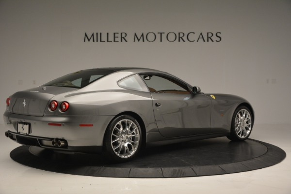 Used 2009 Ferrari 612 Scaglietti OTO for sale Sold at Maserati of Greenwich in Greenwich CT 06830 8