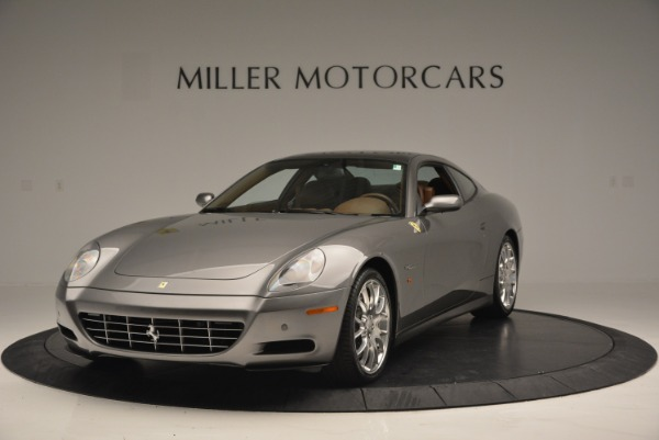 Used 2009 Ferrari 612 Scaglietti OTO for sale $145,900 at Maserati of Greenwich in Greenwich CT 06830 1