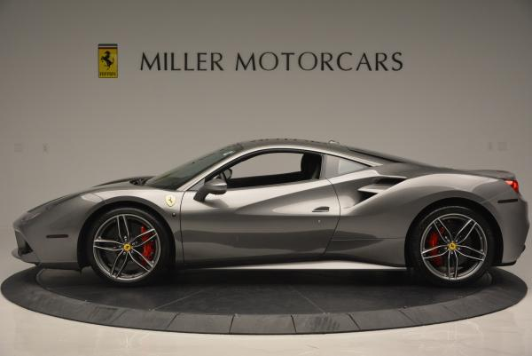 Used 2016 Ferrari 488 GTB for sale Sold at Maserati of Greenwich in Greenwich CT 06830 3