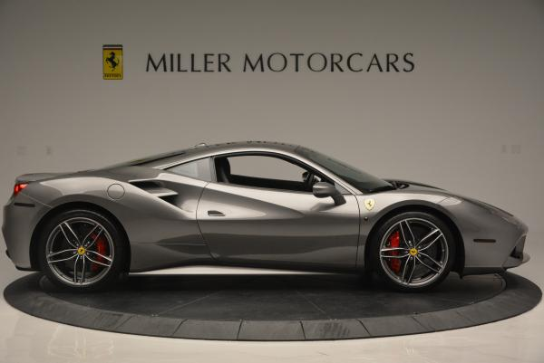 Used 2016 Ferrari 488 GTB for sale Sold at Maserati of Greenwich in Greenwich CT 06830 9