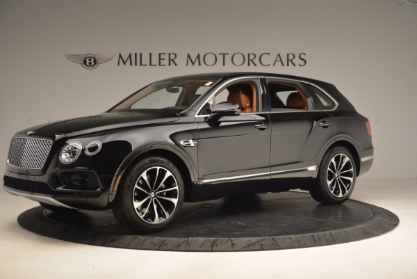 Used 2018 Bentley Bentayga Onyx Edition for sale $147,900 at Maserati of Greenwich in Greenwich CT 06830 2