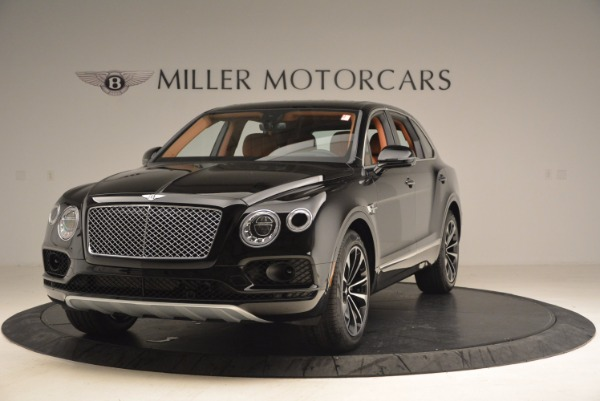 Used 2018 Bentley Bentayga Onyx Edition for sale $149,900 at Maserati of Greenwich in Greenwich CT 06830 1