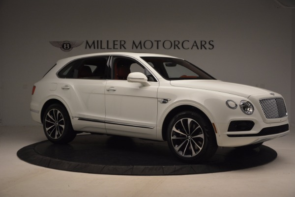 New 2018 Bentley Bentayga Onyx Edition for sale Sold at Maserati of Greenwich in Greenwich CT 06830 10
