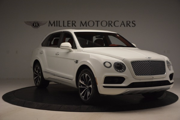 New 2018 Bentley Bentayga Onyx Edition for sale Sold at Maserati of Greenwich in Greenwich CT 06830 11