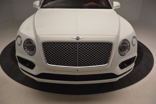New 2018 Bentley Bentayga Onyx Edition for sale Sold at Maserati of Greenwich in Greenwich CT 06830 13