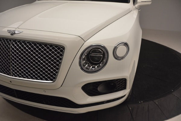 New 2018 Bentley Bentayga Onyx Edition for sale Sold at Maserati of Greenwich in Greenwich CT 06830 14