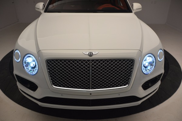 New 2018 Bentley Bentayga Onyx Edition for sale Sold at Maserati of Greenwich in Greenwich CT 06830 16