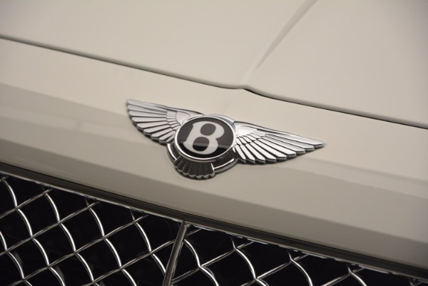 New 2018 Bentley Bentayga Onyx Edition for sale Sold at Maserati of Greenwich in Greenwich CT 06830 18