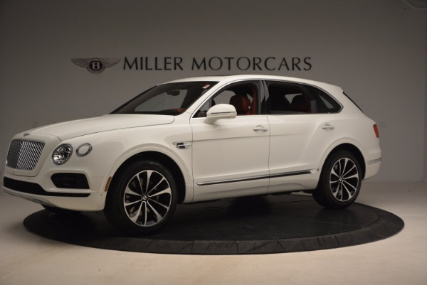 New 2018 Bentley Bentayga Onyx Edition for sale Sold at Maserati of Greenwich in Greenwich CT 06830 2
