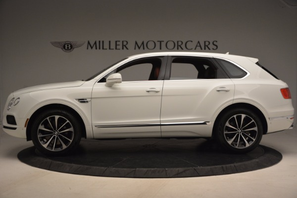 New 2018 Bentley Bentayga Onyx Edition for sale Sold at Maserati of Greenwich in Greenwich CT 06830 3