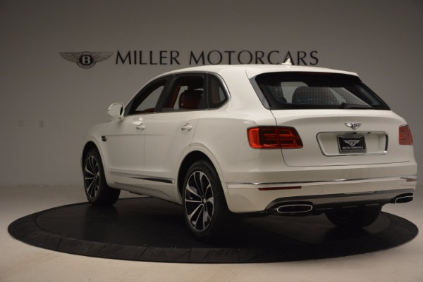 New 2018 Bentley Bentayga Onyx Edition for sale Sold at Maserati of Greenwich in Greenwich CT 06830 5