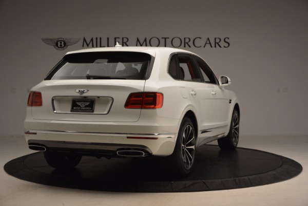 New 2018 Bentley Bentayga Onyx Edition for sale Sold at Maserati of Greenwich in Greenwich CT 06830 7