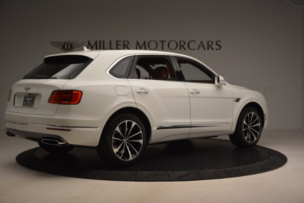 New 2018 Bentley Bentayga Onyx Edition for sale Sold at Maserati of Greenwich in Greenwich CT 06830 8