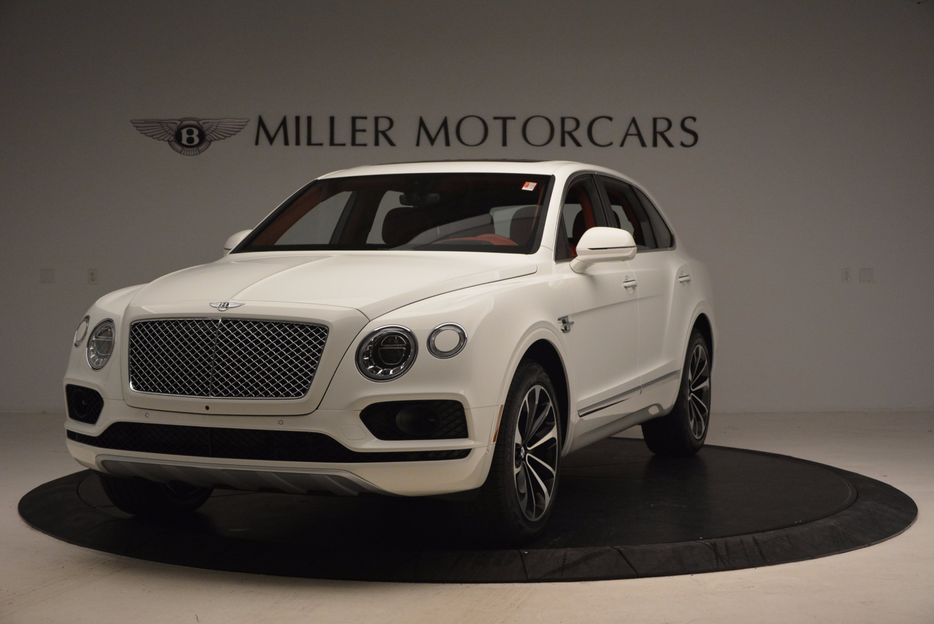 New 2018 Bentley Bentayga Onyx Edition for sale Sold at Maserati of Greenwich in Greenwich CT 06830 1