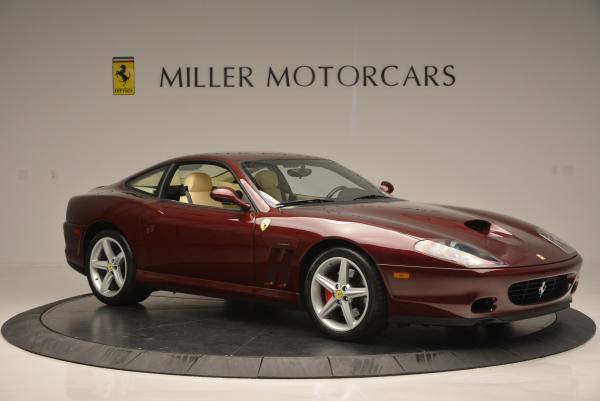 Used 2003 Ferrari 575M Maranello 6-Speed Manual for sale Sold at Maserati of Greenwich in Greenwich CT 06830 10