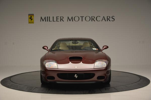 Used 2003 Ferrari 575M Maranello 6-Speed Manual for sale Sold at Maserati of Greenwich in Greenwich CT 06830 12