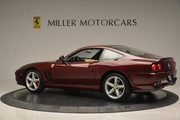 Used 2003 Ferrari 575M Maranello 6-Speed Manual for sale Sold at Maserati of Greenwich in Greenwich CT 06830 4