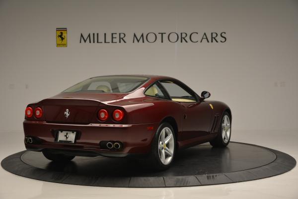 Used 2003 Ferrari 575M Maranello 6-Speed Manual for sale Sold at Maserati of Greenwich in Greenwich CT 06830 7