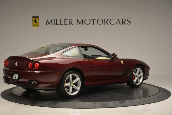 Used 2003 Ferrari 575M Maranello 6-Speed Manual for sale Sold at Maserati of Greenwich in Greenwich CT 06830 8