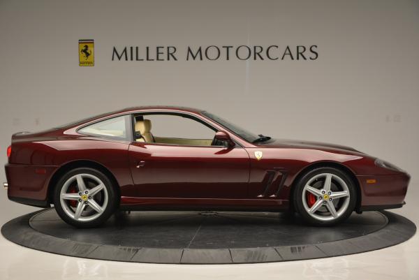 Used 2003 Ferrari 575M Maranello 6-Speed Manual for sale Sold at Maserati of Greenwich in Greenwich CT 06830 9