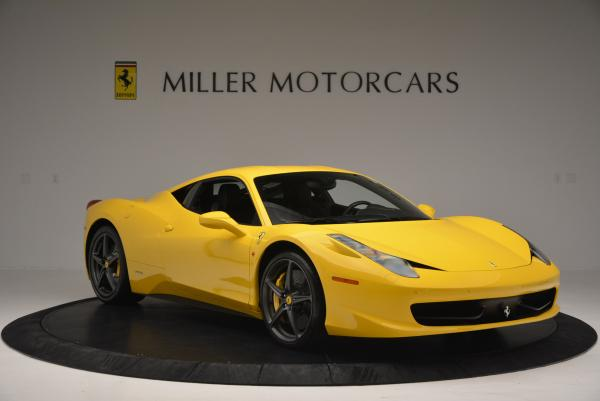 Used 2011 Ferrari 458 Italia for sale Sold at Maserati of Greenwich in Greenwich CT 06830 11