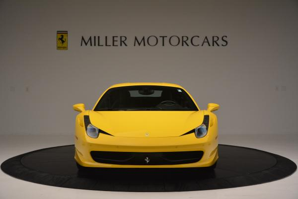 Used 2011 Ferrari 458 Italia for sale Sold at Maserati of Greenwich in Greenwich CT 06830 12