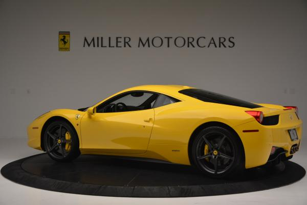 Used 2011 Ferrari 458 Italia for sale Sold at Maserati of Greenwich in Greenwich CT 06830 4