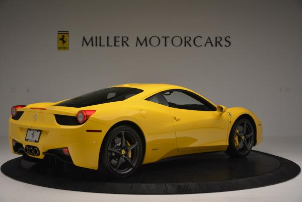 Used 2011 Ferrari 458 Italia for sale Sold at Maserati of Greenwich in Greenwich CT 06830 8
