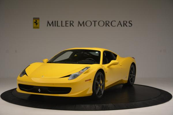 Used 2011 Ferrari 458 Italia for sale Sold at Maserati of Greenwich in Greenwich CT 06830 1