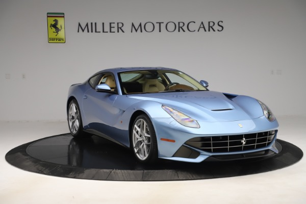 Used 2015 Ferrari F12 Berlinetta for sale Sold at Maserati of Greenwich in Greenwich CT 06830 11