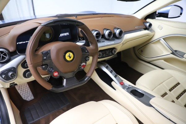 Used 2015 Ferrari F12 Berlinetta for sale Sold at Maserati of Greenwich in Greenwich CT 06830 13