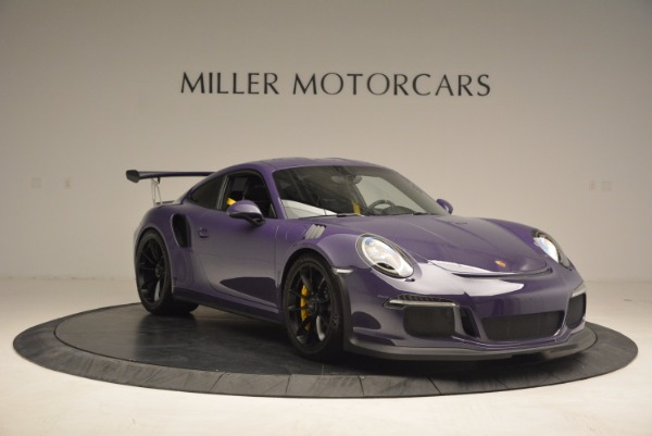 Used 2016 Porsche 911 GT3 RS for sale Sold at Maserati of Greenwich in Greenwich CT 06830 11