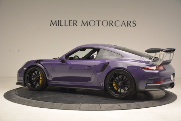 Used 2016 Porsche 911 GT3 RS for sale Sold at Maserati of Greenwich in Greenwich CT 06830 4